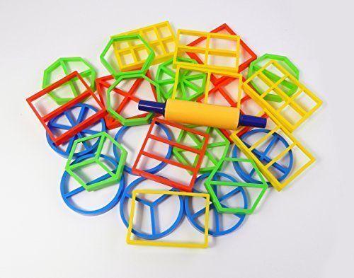 Le frazioni Cutter Set 25 FRESE 1 Rolling Pin