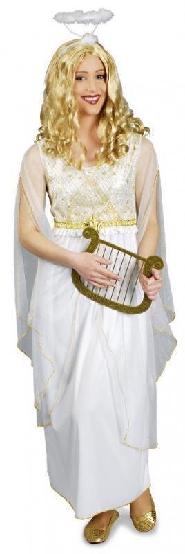 Engel Engelchen Angel Elfe Fee Kostüm Kostüm Kostüm Damen Heiligenschein Kleid Engelkostüm | Deutschland Outlet  | Spielen Sie auf der ganzen Welt und verhindern Sie, dass Ihre Kinder einsam sind  | Clearance Sale  9efdff