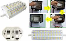 Lampada LED R7S R7SD189 R7SD bianco caldo.Ricambio luce faro faretto lampadina