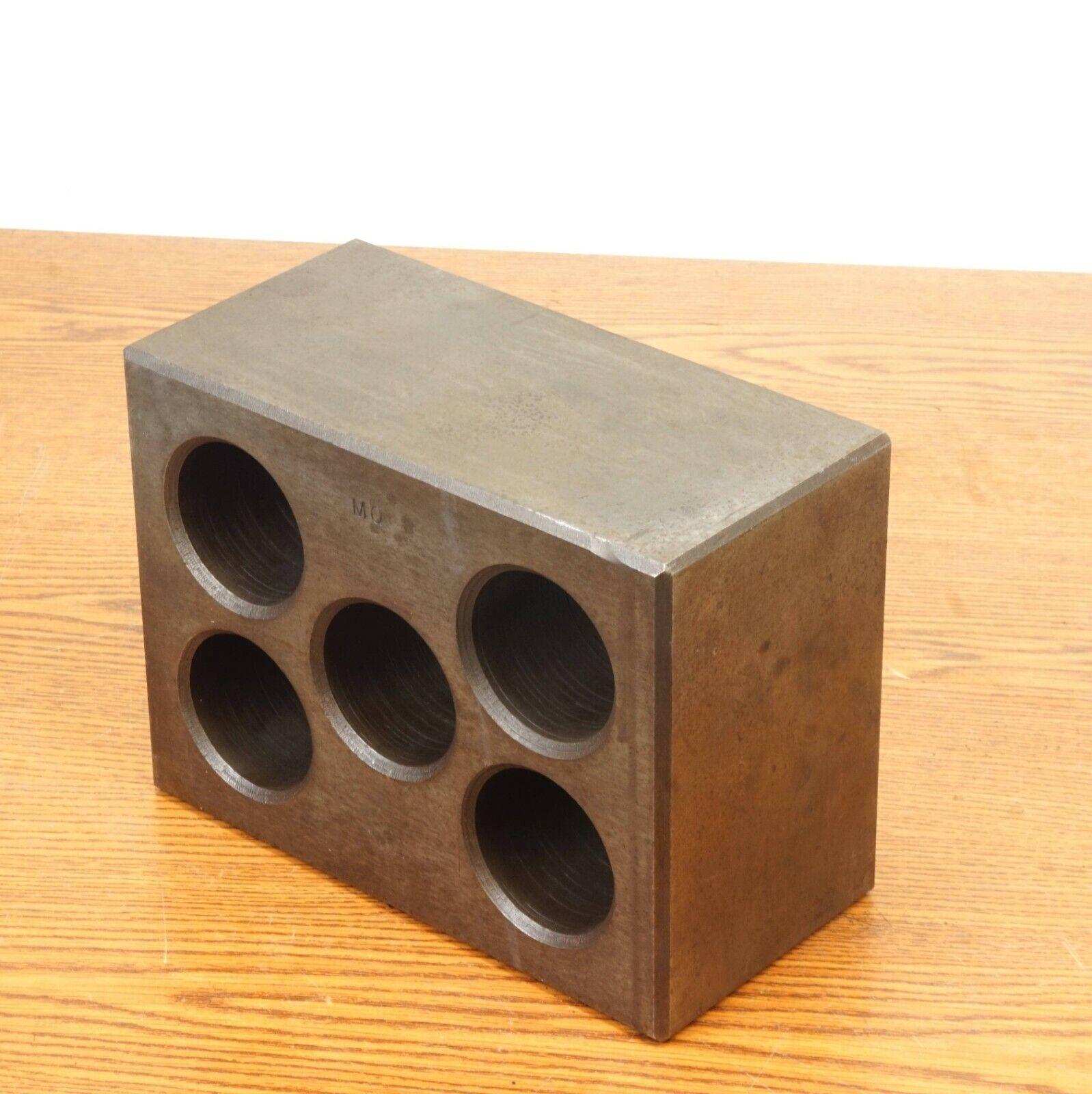 MQ Steel Precision Block Angle