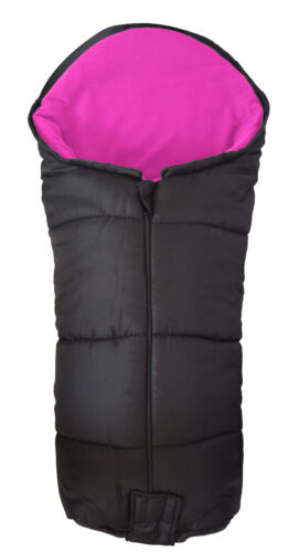 QUEST SPORT,VOLO FOOTMUFF //COSY TOES COMPATIBLE WITH MACLAREN,TECHNO,XT