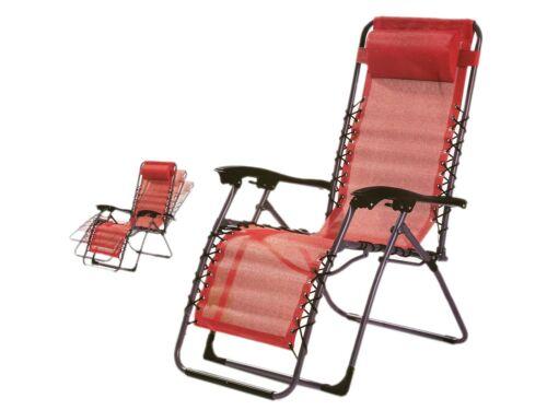 Sedia relax sedia da giardino lettino prendisole pieghevole sedia da giardino lettino lettino sedia poltrona s29