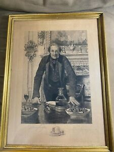 "C.O Murray After W Dendy Sadler ""Ladies And Gentlemen"" - AP Etching - Signed"