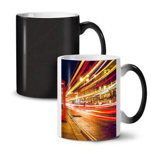 Street City UK NEW Colour Changing Tea Coffee Mug 11 oz | Wellcoda
