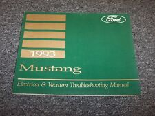 1979 Ford Mustang Electrical Wiring Vacuum Diagrams Manual Cobra Mach 1 Gt 5 0l Ebay