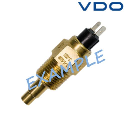 VDO Temperature Sensor with warning contact Boat Marine 102C 323-803-001-009D