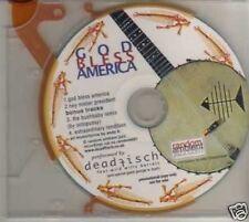(163I) God Bless America, Deadfisch - DJ CD