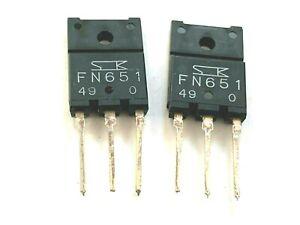 5 Pairs2SCB1588+2SD2439  Original  Sanken Silicon NPN+PNP FREE US Shipping