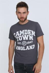 Camden Town T-Shirt T Shirt 100% Cotton S,M,L,XL