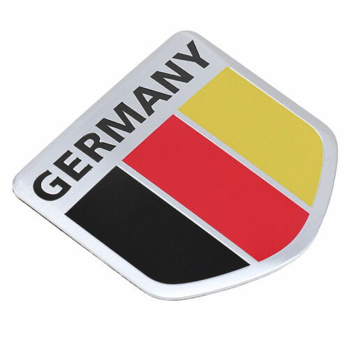 Germany Badge Metal Sticker Decal For BMW X1 X2 X3 X4 X5 X6 M Series
