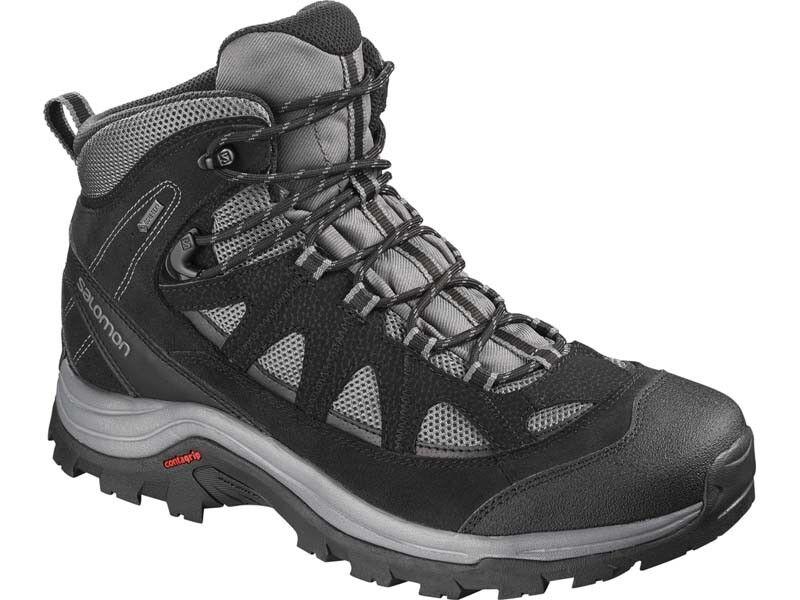 Salomon - Authentic LTR GTX® - Scarpe Trekking Uomo - Magnet nero - 404643