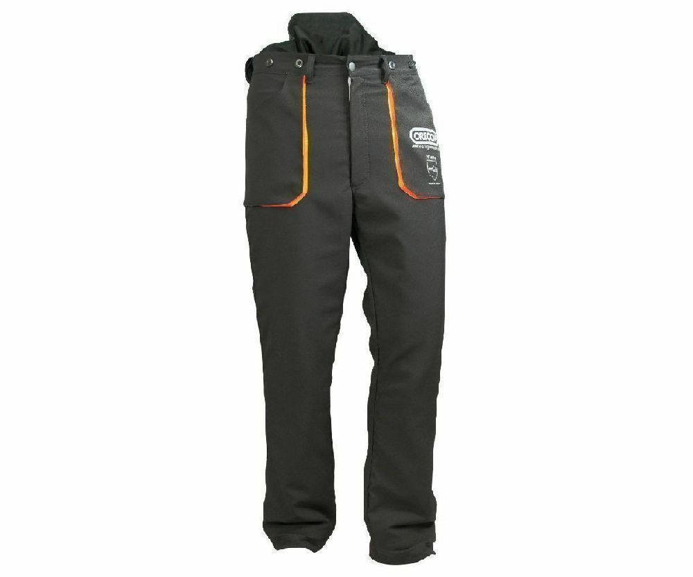 BRAND NEW OREGON YUKON TYPE C SAFETY TROUSER Größe MEDIUM UK WAIST 35-37