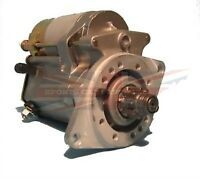 Gear Reduction Starter For Triumph Spitfire And Gt6 1963-1980