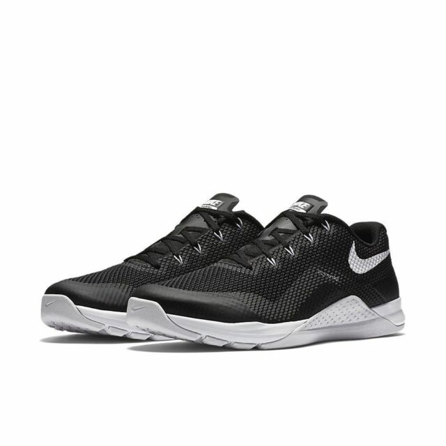 2f3c2144f61 Men s NIKE Metcon Repper DSX Training Weightlifting Shoes Black White  898048 002
