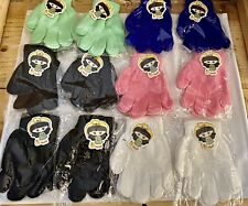 12 Pair Kids Magic Gloves By Fomann New Stretchy