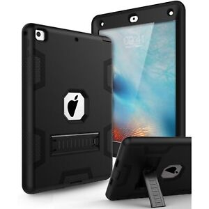 For Apple IPad 2 A1395 / A1396 / A1397 Shockproof Duty Hard Stand Case Cover
