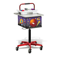 Pediatric Phlebotomy Cart Space Place 1 Ea