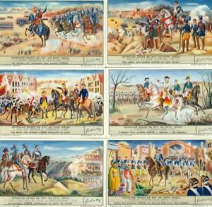 LIEBIG : S_1494 : Généraux Belges du 16 au 18 siècle