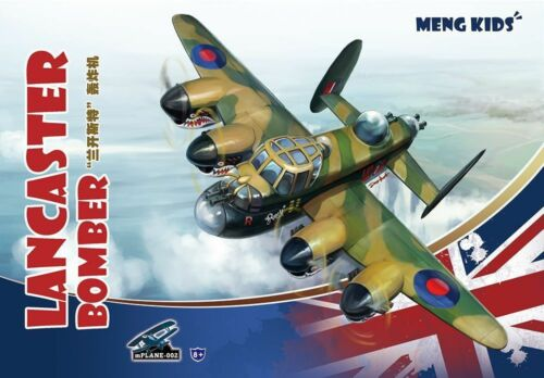 Q Edition Meng Model mPLANE-002 Lancaster Bomber