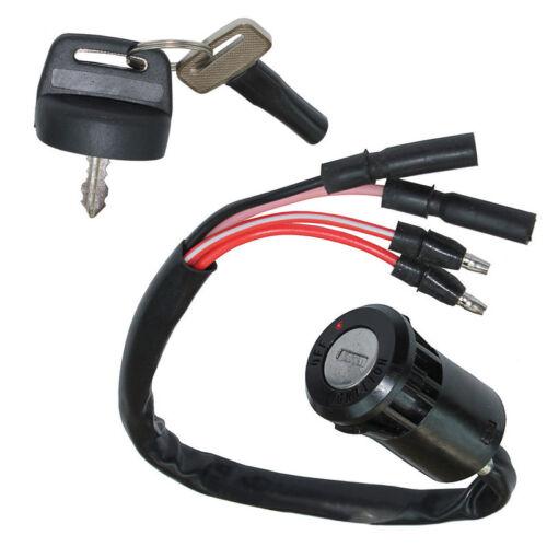 Ignition Key Switch FITS For HONDA 300 TRX300FW FOURTRAX 4x4 1990-2000 ATV  1997