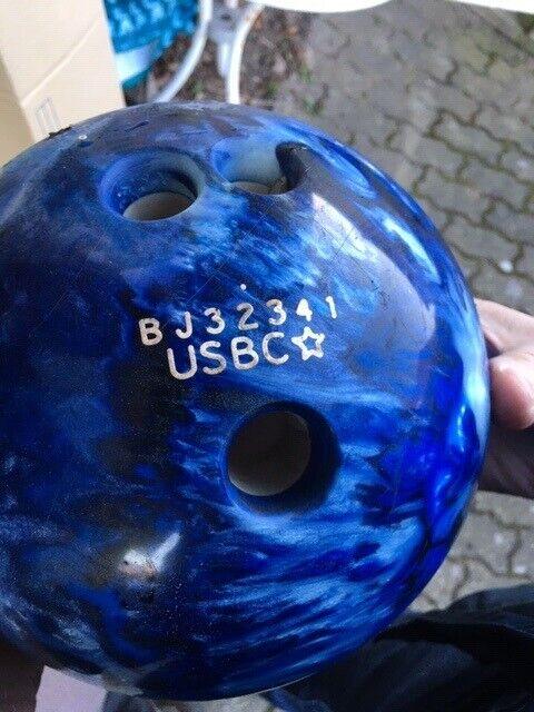 Bowlingkugle, Tzone + taske
