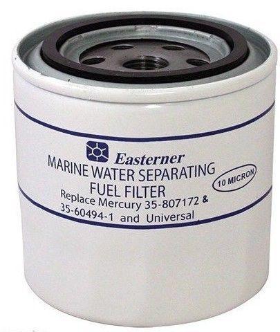 MARINER MERCURY MERCRUISER WATER SEPARATOR FUEL FILTER REPLACES 35-802893Q01