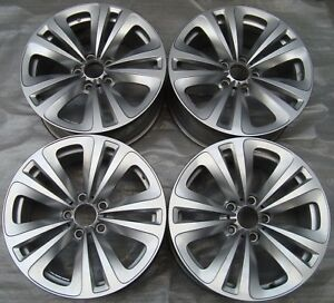 4-BMW-Styling-234-Felgen-8Jx18-ET30-BMW-7er-F01-F02-F04-5er-F07-6775403-TOP