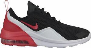 Details zu Nike Kinder Sport Freizeit Trend Schuhe AIR MAX MOTION 2 (GS) schwarz rot