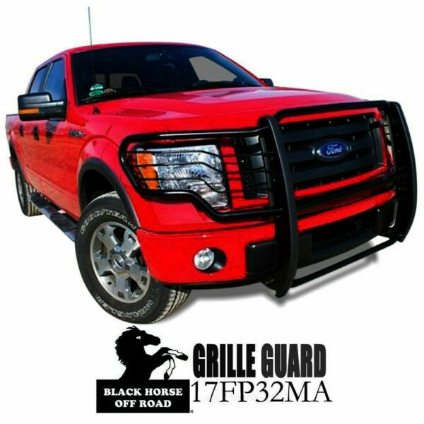 Black Horse Off Road >> Grille Brush Guards Black Horse 17fp32ma Black Modular