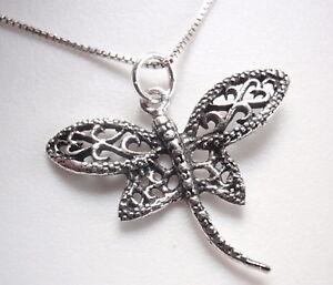 Small Chalcedony Filigree Heart Pendant 925 Sterling Silver Corona Sun Jewelry
