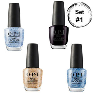 Details About O P I Metamorphosis 4 Mini Nail Lacquer Collection 4 Pack Gift Set