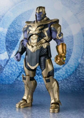 Figuarts Action Figure Bandai Thanos S.H Avengers Endgame MARVEL