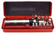 """14 Pc 1/2"""" IMPACT DRIVER Set SAE Reversible Heavy Duty Set W/ Metal case"""