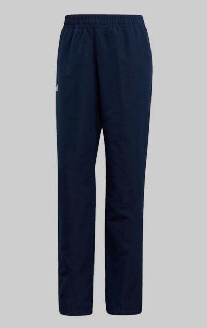 Adidas Women S Blue Drawstring Club Tennis Tracksuit Pants Size M
