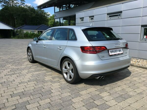 Audi A3 1,4 TFSi 122 Ambiente SB - billede 2