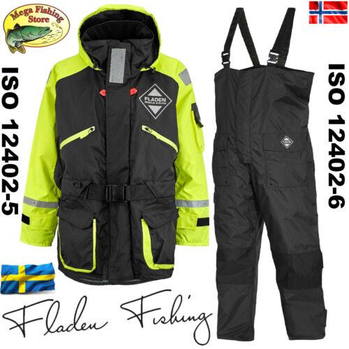 FLADEN Rescue System 857XY Schwimmanzug Floatinganzug 2 Teiler Norwegen Suit