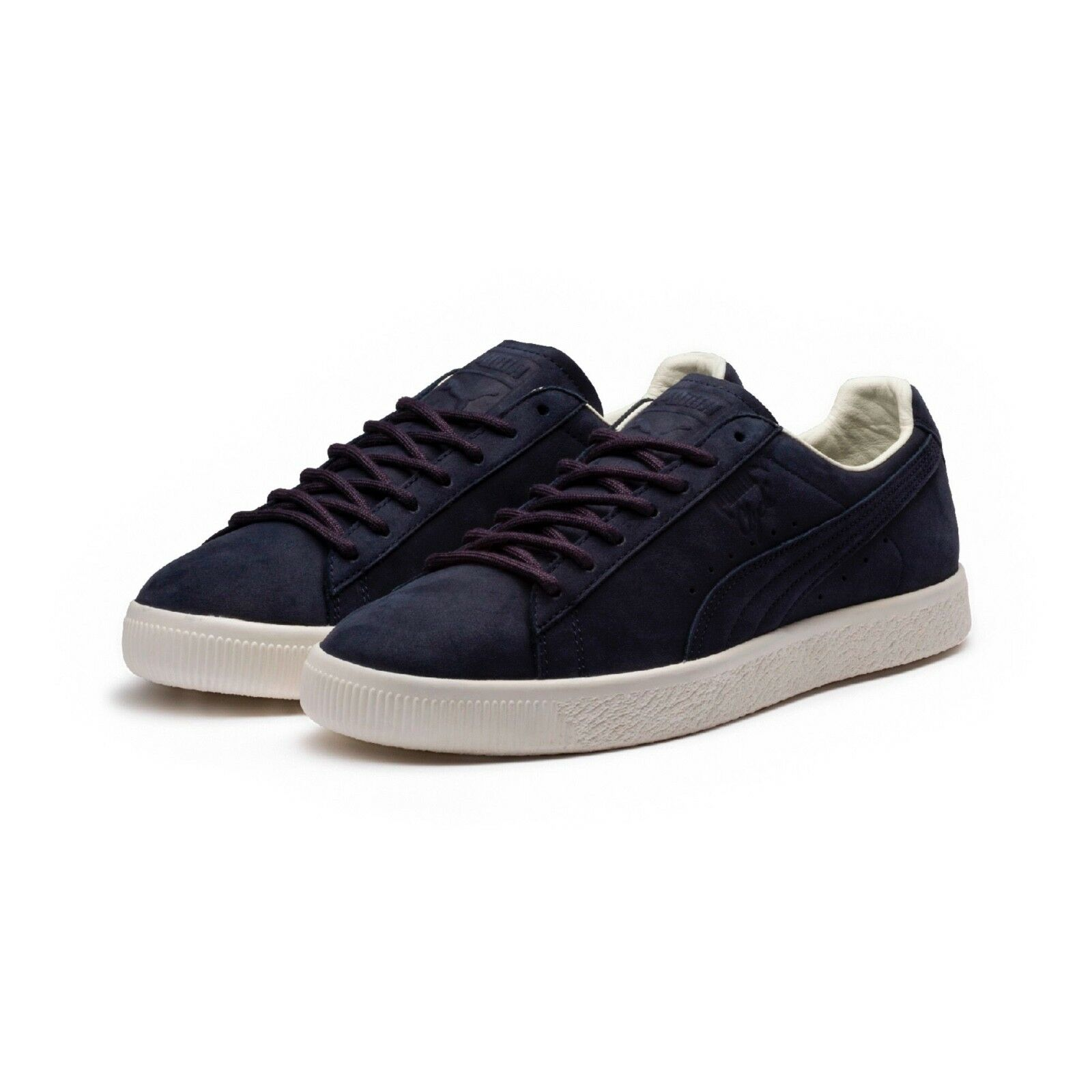 dee0db0b057 Puma The Clyde Style   363835-01 Clyde Frosted Legend Classic Sneakers.  Style  363835-01. Color  Night Sky-Night Sky