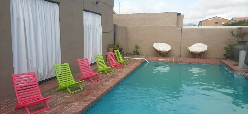 Function venue hire with a pool