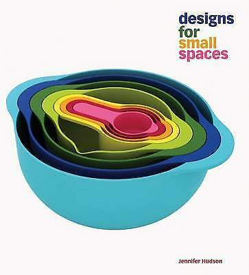 1 of 1 - Designs for Small Spaces by Jennifer Hudson