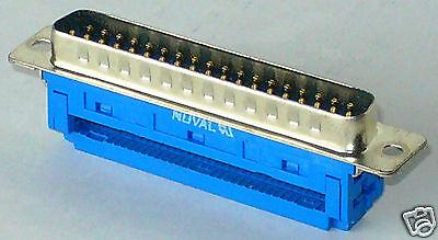 connettori DSUB Harting Connettore D-SUB maschio a perforazione 37 pin