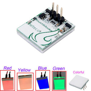 5pcs 2.7V-6V Capacitive Anti-interference Touch Switch Button Sensor Module