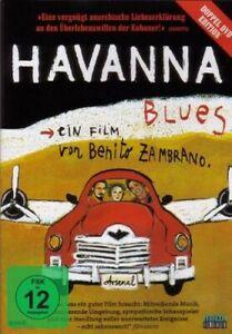 ALBERTO YOEL GARCIA - HAVANNA BLUES  DVD NEUF