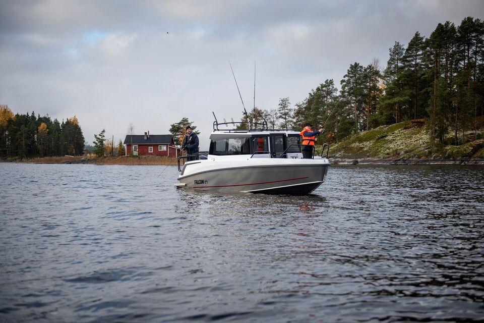Falcon, Motorbåd, årg. 2022