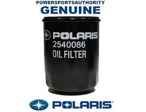 BRAND NEW POLARIS OIL FILTER 2002-2018 2540086 SPORTSMAN INDY RZR RANGER ACE XP