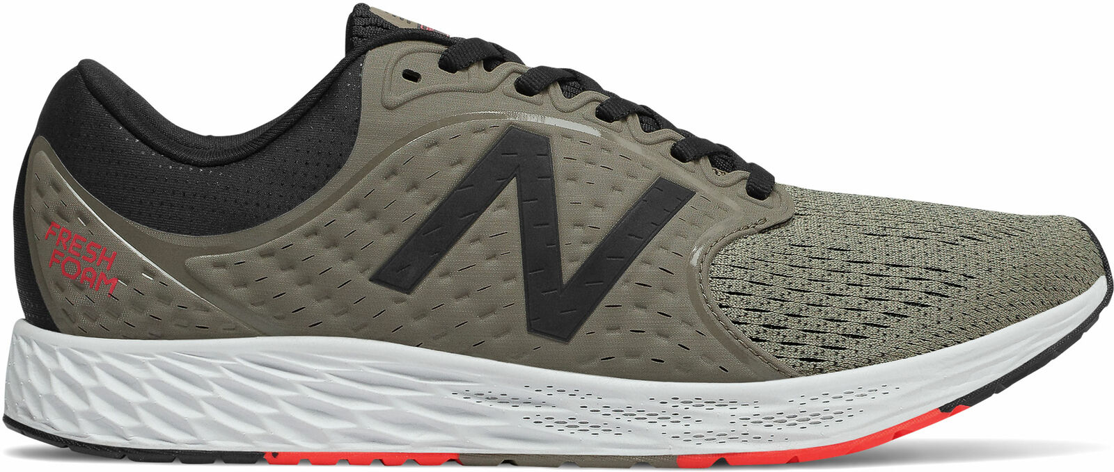 New Balance Men's Fresh Foam Zante v4 MZANTMF4 Grey Marle