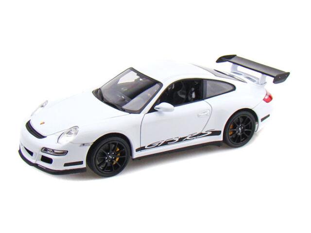 GT3 RS in weiss Welly  Maßstab 1:18  OVP  NEU 997 Porsche 911