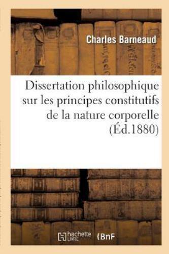 Dissertation philosophique sur l amour
