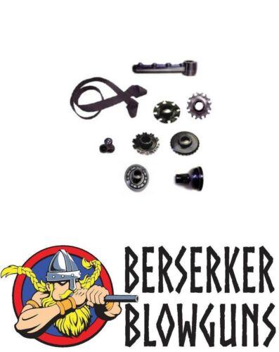 .40 cal Accessory Mega Pack for Blowguns from Berserker Blowguns