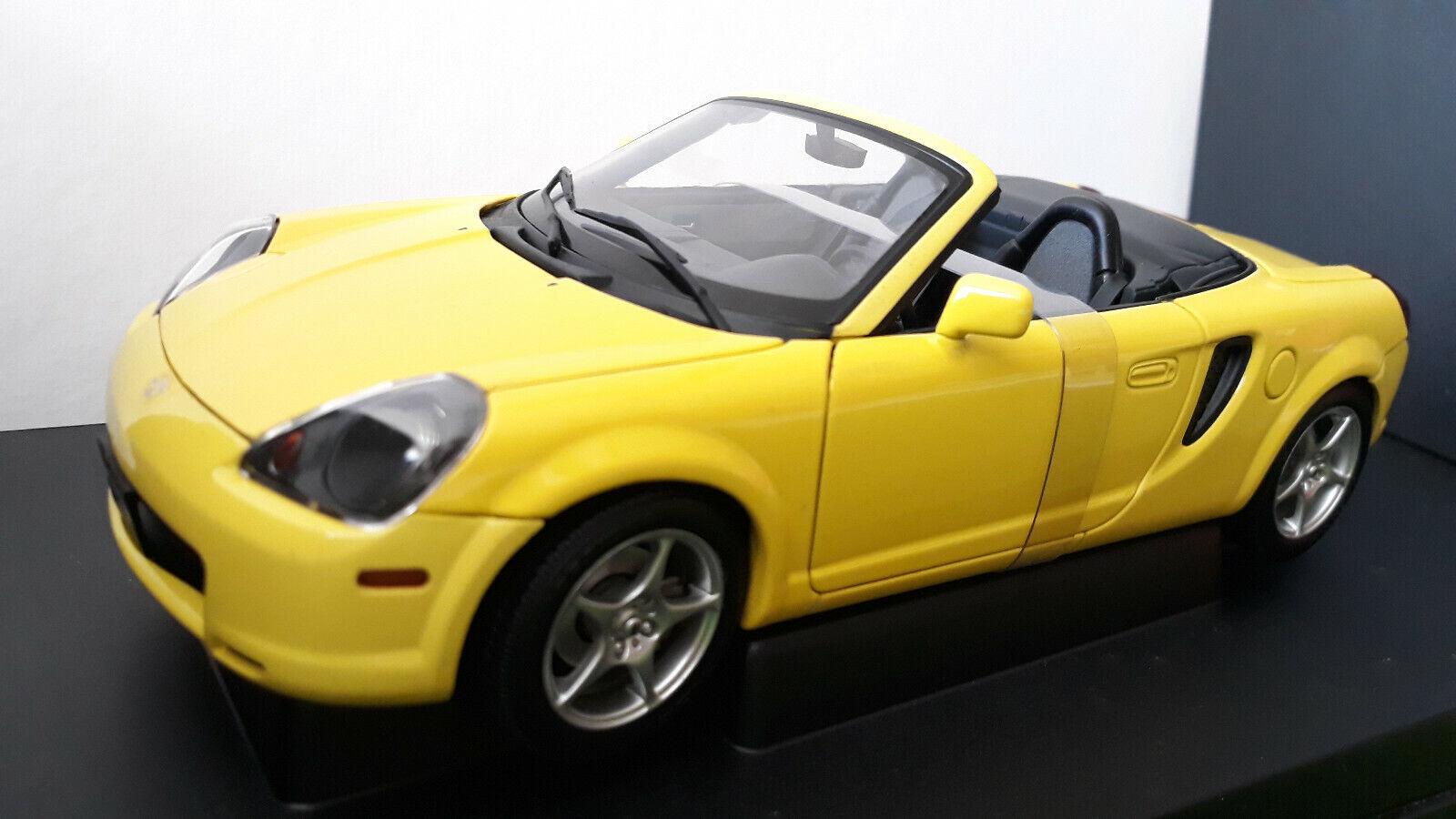 Toyota  mr2 spyder convertible 2000 1 18 autoart 78713 miniature voiture collection  80% de réduction