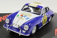 Ninco 50616 Porsche 356 Pan Americana 1/32 Slot Car In Display Case